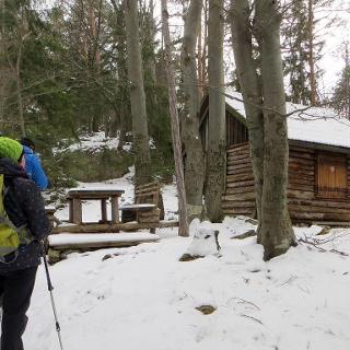 Ofenberghütte