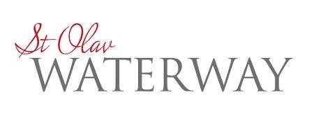 Logo St. Olav Waterway