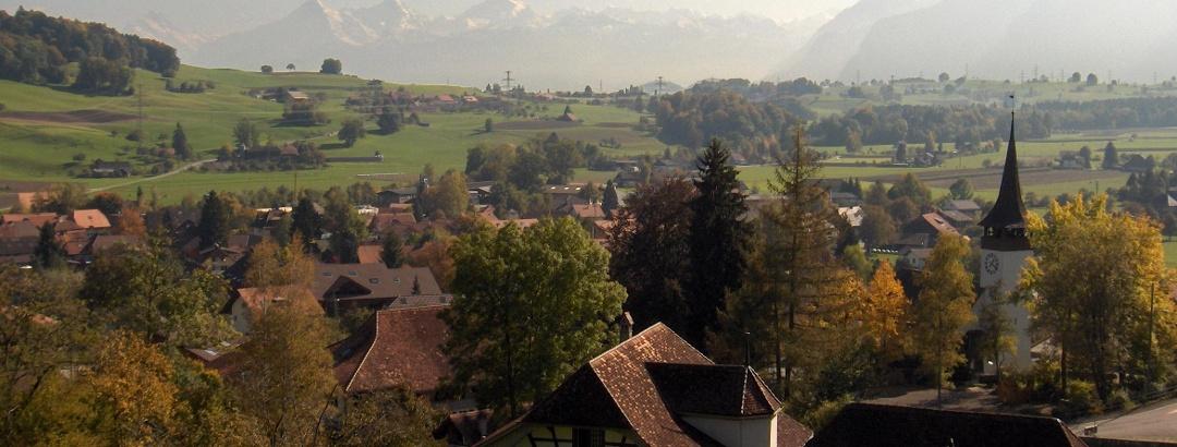 Wattenwil, Dornenweg