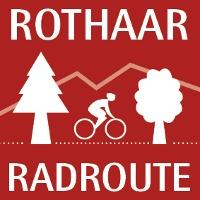 Wegelogo Rothaar Radroute