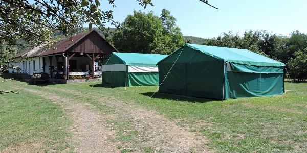 Nomád táborhely, Zobákpuszta