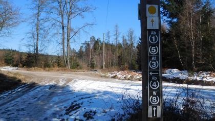 Richtung Dürr Ellenbach Tal