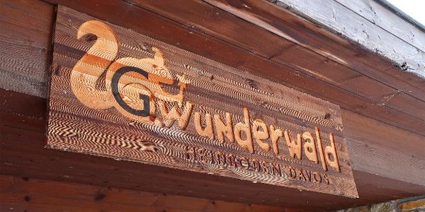 Willkommen im Gwunderwald.