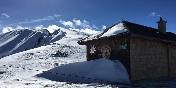 Pleschnitzzinken Hütte 1.944 m