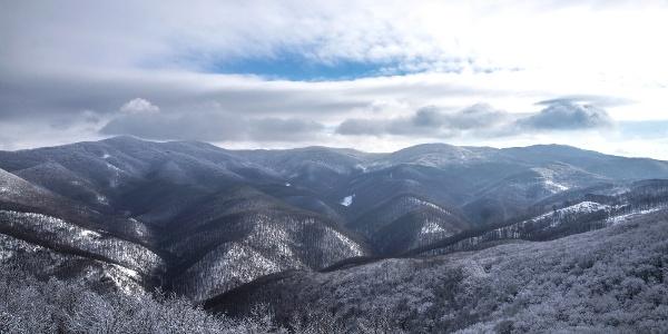 Téli Magas-Börzsöny