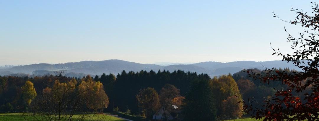 Blick auf Isingdorf
