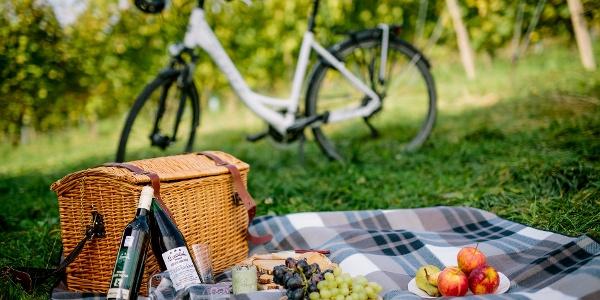 Picknick bei St. Ruprecht an der Raab