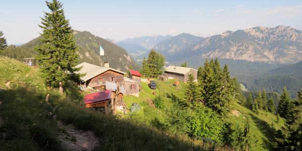 Bunnenkopfhütte