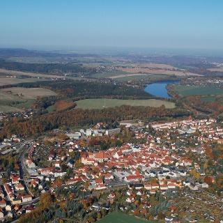 Luftbild Dippoldiswalde
