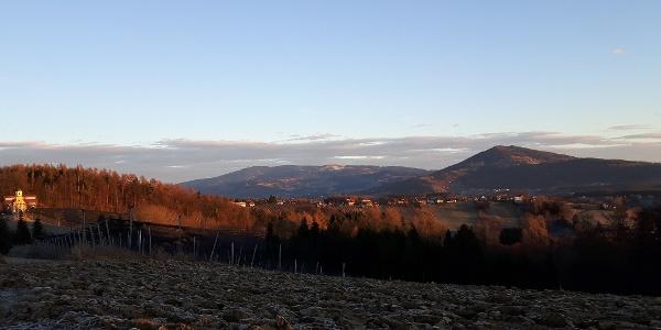360 Grad Panorama Kernkapelle im Herbst (c) Steininger
