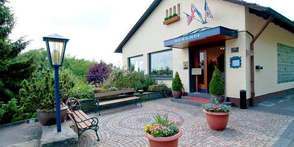 """Gasthof """"Berghof"""" in Steinbach"""