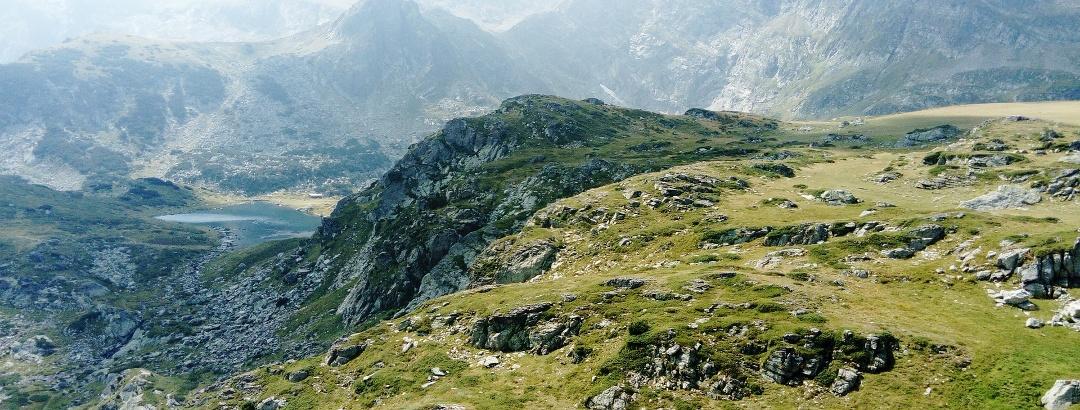 Im Rila-Gebirge