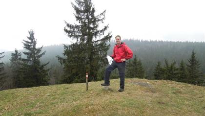 Gipfelbild Weinsberg 1041m