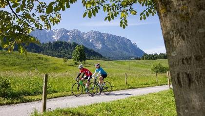 Rennradtour in der Unteren Schranne