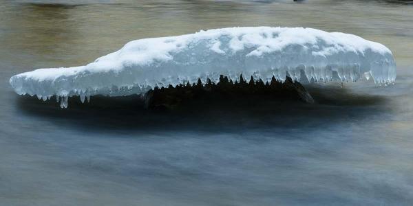 Eisformationen