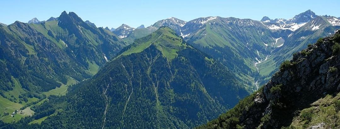 Dietersbach- und Traufbachtal