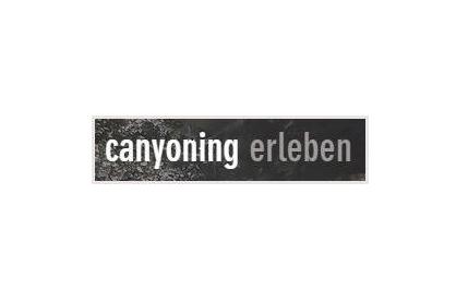Logo Canyoning Erleben