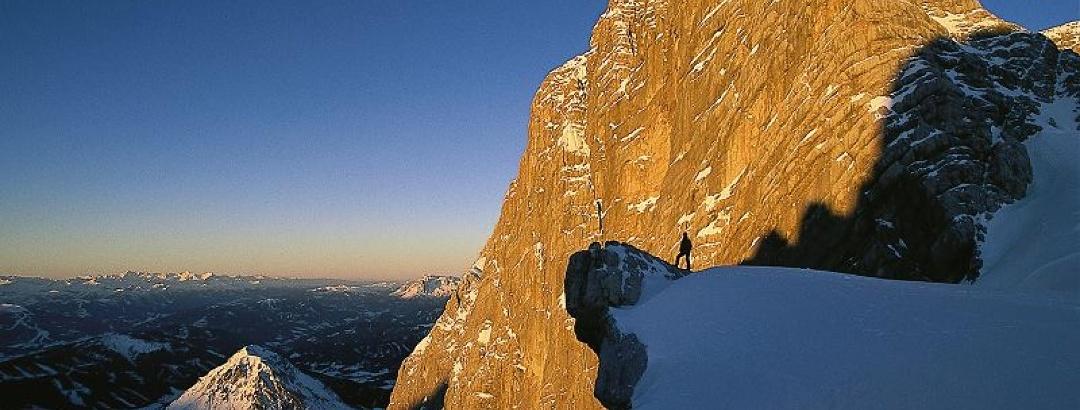 3000 Meter Freiheit am Dachstein