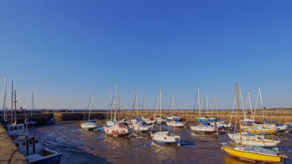 Fisherrow Harbour, Musselburgh