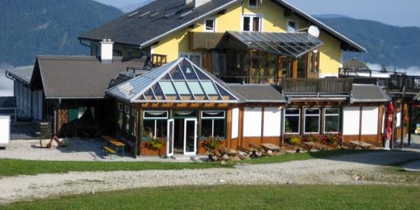 Friedrichhütte im Sommer