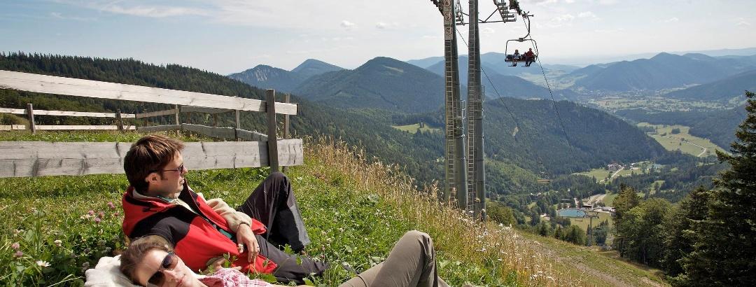 Schneeberg Sesselbahn
