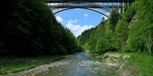 Schwarzwasserbrücken.