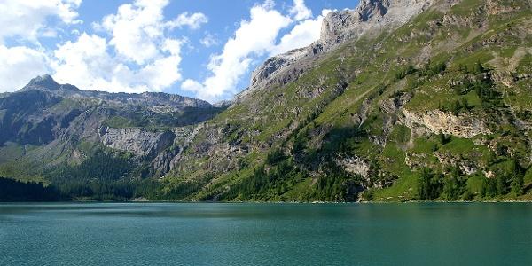 Lac de Tseuzier.