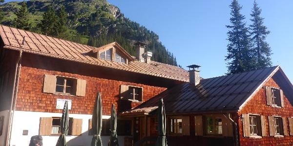 die Konstanzer Hütte