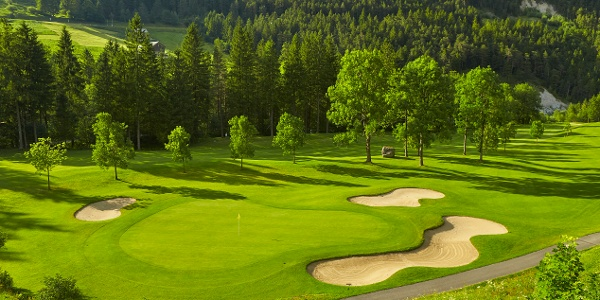 Golfplatz Brand