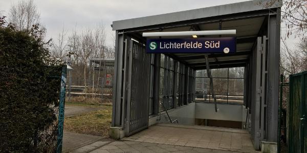 S Lichterfelde Süd