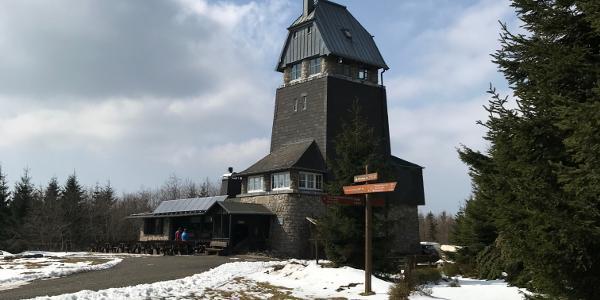Hanskuehnenburg 811 Meter ü.NN