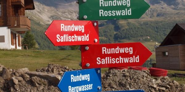 Rosswald Rundwege