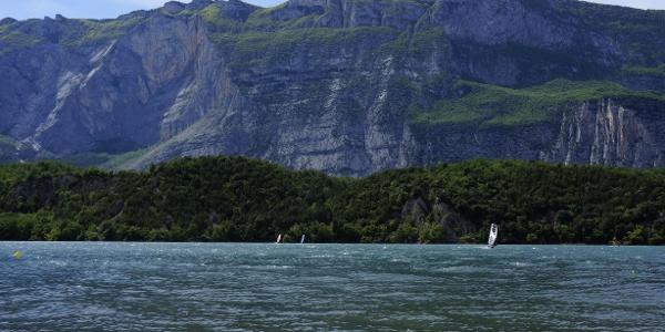 Il Lago di Cavedine in primavera