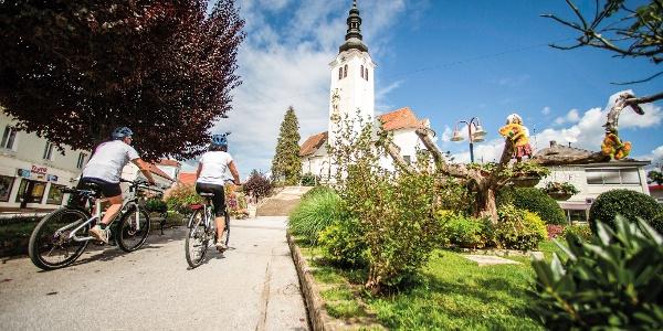 Radfahren St. Ruprecht an der Raab (c) Karl Schrotter