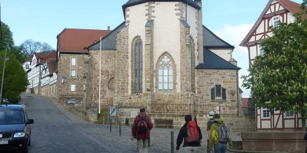 Katholische Kirche in Naumburg