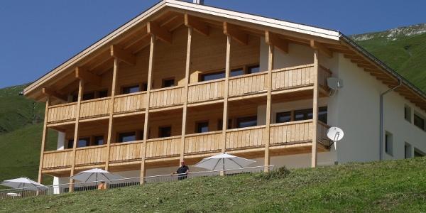 Hotel Avers Sommer