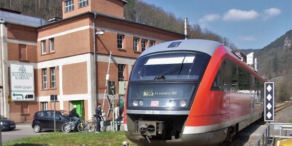 DB-Haltepunkt Annweiler-Sarnstall