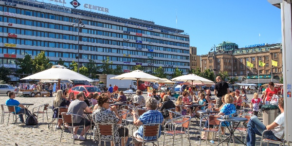 Vaasa Market Place