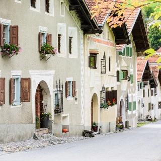 FiliTour, Dorf Filisur