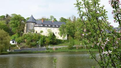 Schloss Stiege