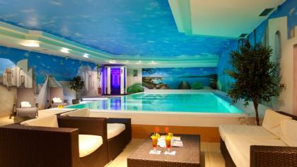 CityClass Hotel Savoy Wellnessbereich