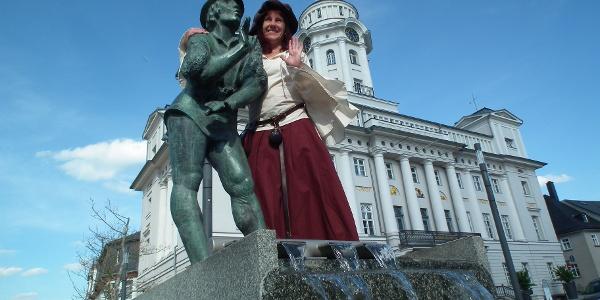 Stadtführung Anna & die Geheimnisse des Karpfenpfeifers