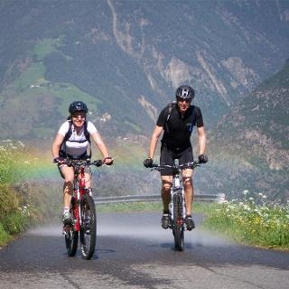 Bikiing tour