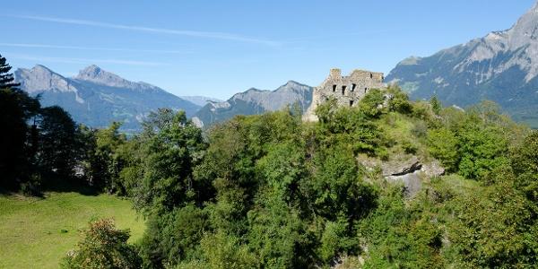 Burgruine Wartenstein