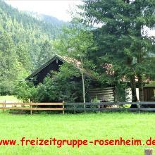 Kräuterwiese oberhalb von Grainbach