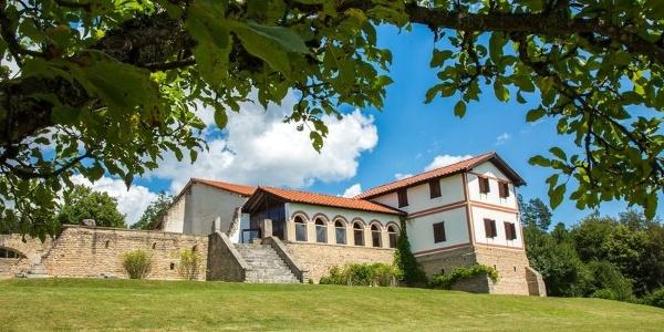 Römisches Freilichtmuseum Hechingen-Stein, Villa Rustica