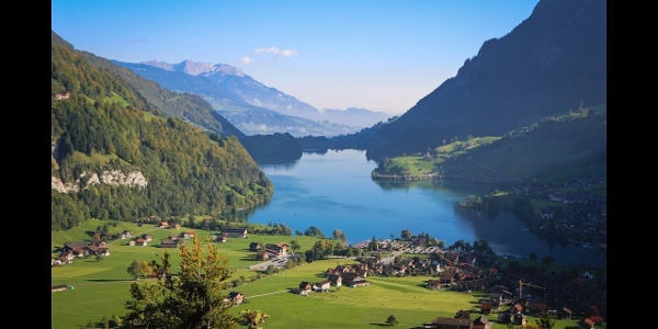 Lungerersee-Rundfahrt Obwalden