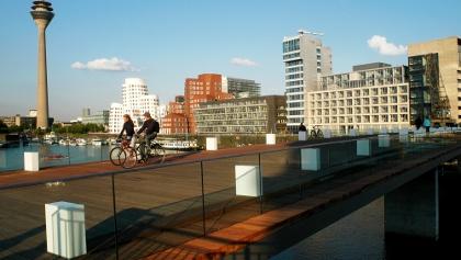 Rhein-Radweg 4 Köln - Rotterdam // Düsseldorf