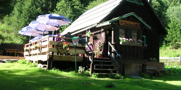 Stockerhütte Tauerntal