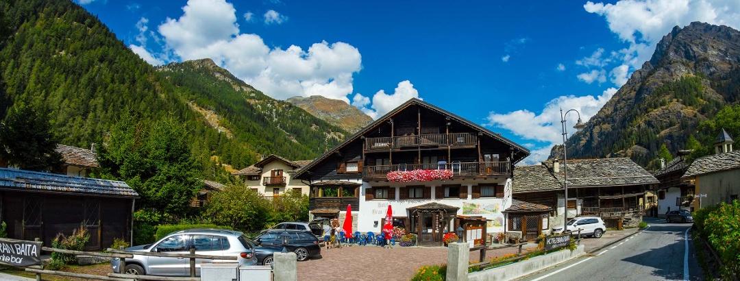 Hotel Gran Baita ***